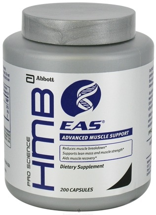 DROPPED: EAS - Pro Science HMB Advanced Muscle Support - 200 Capsules CLEARANCE PRICED