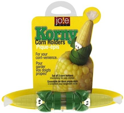 DROPPED: Joie MSC - Korny Corn Holders - CLEARANCE PRICED