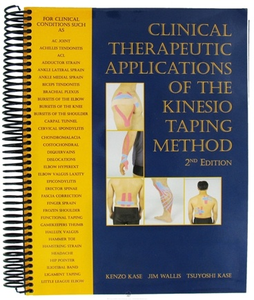 DROPPED: Kinesio - Clinical Therapeutic Applications of the Kinesio Taping Method Manual 2nd Edition