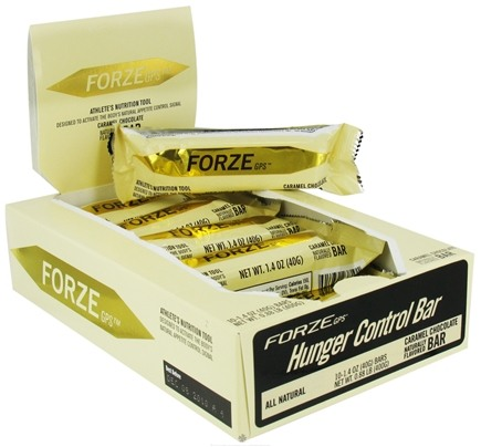 DROPPED: Pacific Health Labs - Forze GPS Bar Caramel Chocolate - 1.4 oz.
