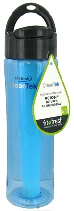 DROPPED: Fit & Fresh - Clean Tek Water Bottle Alpine Hydrator - 20 oz. CLEARANCE PRICED