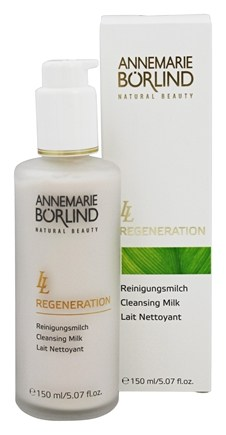 DROPPED: Borlind of Germany - Annemarie Borlind Natural Beauty LL Regeneration Cleansing Milk - 5.07 oz. CLEARANCE PRICED