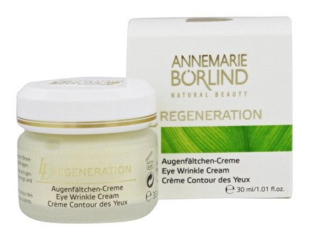 DROPPED: Borlind of Germany - Annemarie Borlind Natural Beauty LL Regeneration Eye Wrinkle Cream - 1.01 oz.