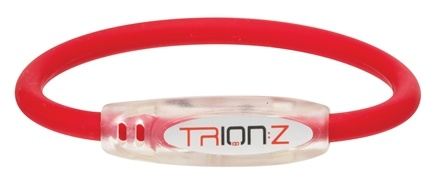 DROPPED: Trion:Z - Active Magnetic Ionic Bracelet Small Red - CLEARANCE PRICED