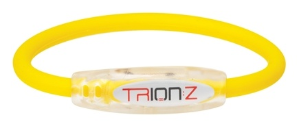 DROPPED: Trion:Z - Active Magnetic Ionic Bracelet Medium Yellow - CLEARANCE PRICED