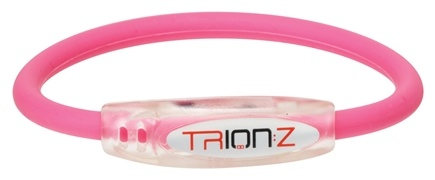 DROPPED: Trion:Z - Active Magnetic Ionic Bracelet Small Pink - CLEARANCE PRICED