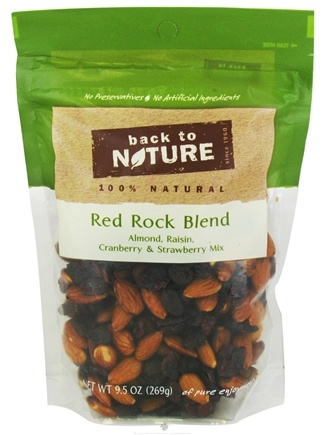 DROPPED: Back To Nature - Red Rock Blend - 9.5 oz. CLEARANCE PRICED