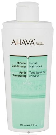 DROPPED: AHAVA - The Source Mineral Conditioner For All Hair Types - 8.5 oz. CLEARANCE PRICED