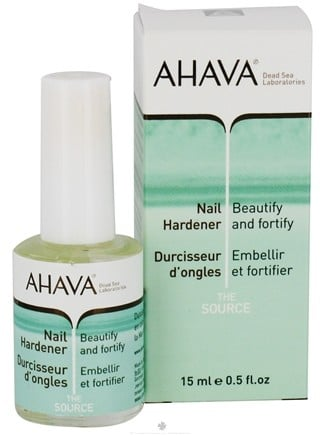 DROPPED: AHAVA - The Source Nail Hardener - 0.5 oz.