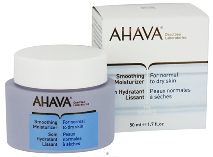 DROPPED: AHAVA - The Source Smoothing Moisturizer For Normal To Dry Skin - 1.7 oz. CLEARANCE PRICED