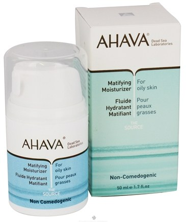 DROPPED: AHAVA - The Source Matifying Moisturizer For Oily Skin - 1.7 oz.