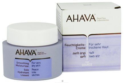 DROPPED: AHAVA - The Source Smoothing Moisturizer For Very Dry Skin - 1.7 oz. CLEARANCE PRICED