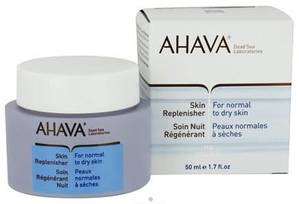 DROPPED: AHAVA - The Source Skin Replenisher For Normal To Dry Skin - 1.7 oz. CLEARANCE PRICED