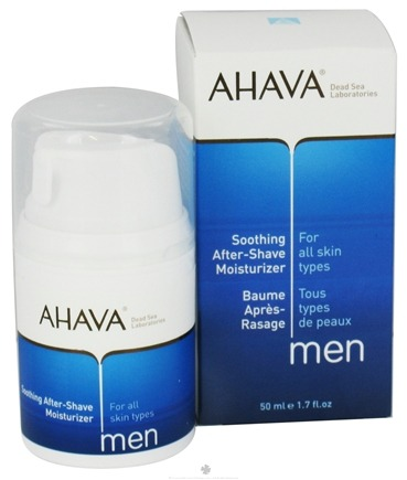 DROPPED: AHAVA - Men Soothing After-Shave Moisturizer For All Skin Types - 1.7 oz. CLEARANCE PRICED