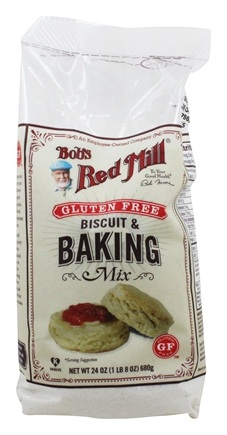 Bob's Red Mill - Gluten Free Biscuit & Baking Mix - 24 oz.