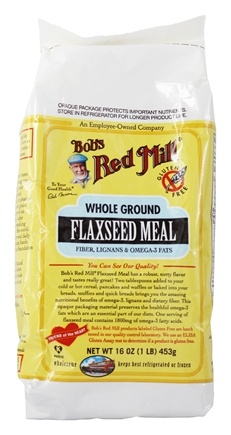 Bob's Red Mill - Gluten Free Flaxseed Meal - 16 oz.