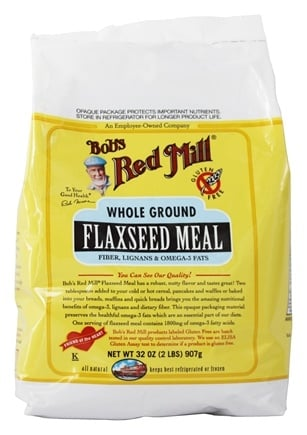 Bob's Red Mill - Gluten Free Flaxseed Meal - 32 oz.