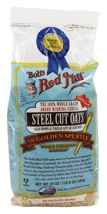 Bob's Red Mill - Steel Cut Oats - 24 oz.