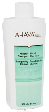 DROPPED: AHAVA - The Source Mineral Shampoo For All Hair Types - 8.5 oz.