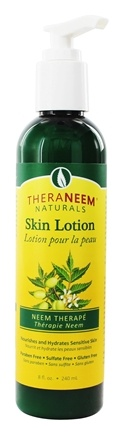 Organix South - TheraNeem Organix Skin Lotion Hand & Body Therape - 8 oz.