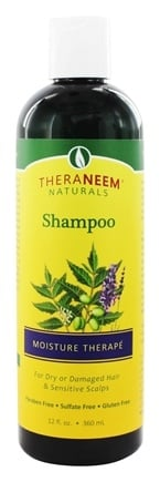 Organix South - TheraNeem Organix Shampoo Moisture Therape - 12 oz.