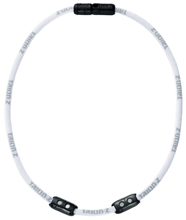 DROPPED: Trion:Z - Single Loop Magnetic Ionic Necklace Medium White - CLEARANCE PRICED