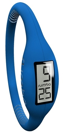 DROPPED: RumbaTime - Watch Original Collection Medium Light Saber Neon Blue - CLEARANCE PRICED
