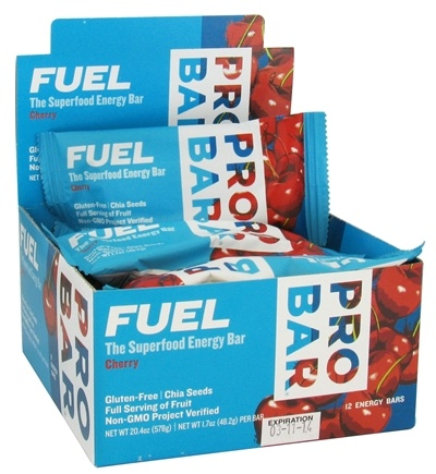 DROPPED: Pro Bar - Fuel Bar Cherry - 1.7 oz.