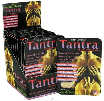 DROPPED: Neutralean - Tantra Powerful Male Sexual Enhancer - 1 Tablets (Formerly Natural Burst)