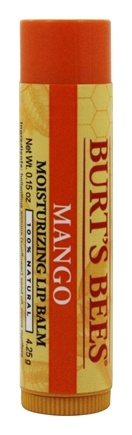 Burt's Bees - Lip Balm Nourishing with Mango Butter - 0.15 oz.