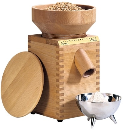 TriBest - Wolfgang Grain Mill WM-001