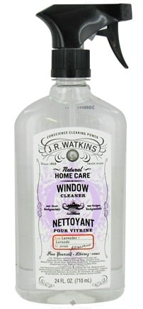DROPPED: JR Watkins - Natural Home Care Window Cleaner Lavender - 24 oz.