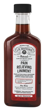 JR Watkins - Naturals Apothecary Pain Relieving Liniment - 11 oz.