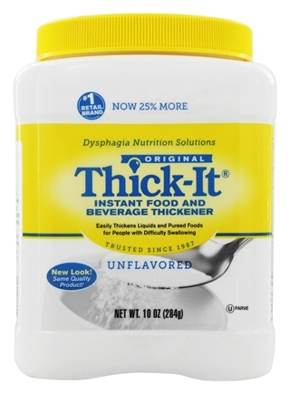 DROPPED: Milani - Thick-It Original Regular Strength Instant Healthcare Food Thickener - 10 oz.