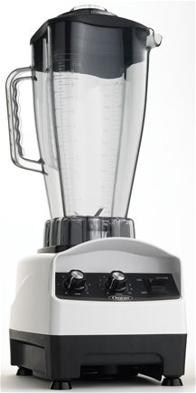 DROPPED: Omega - Blender 2HP Variable Speed Timer Model B2500L - 84 oz.