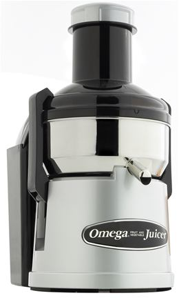 DROPPED: Omega - Big Mouth Fruit and Vegetable Juicer Omega Model BMJ330