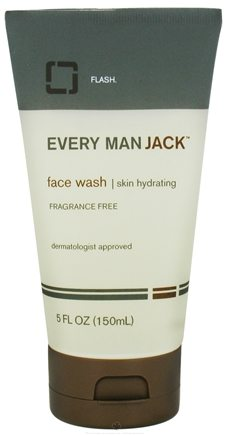 DROPPED: Every Man Jack - Face Wash Skin Hydrating - 5 oz.