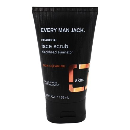 DROPPED: Every Man Jack - Face Scrub Skin Clearing - 4.2 oz.