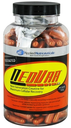 DROPPED: Applied Nutriceuticals - NeoVar Next Generation Creatine 750 mg. - 240 Capsules CLEARANCE PRICED