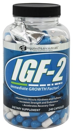 Applied Nutriceuticals - IGF-2 Immediate Growth Factor 700 mg. - 240 Capsules