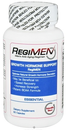 DROPPED: RegiMEN - Essential Regimen Growth Hormone Support - 60 Capsules