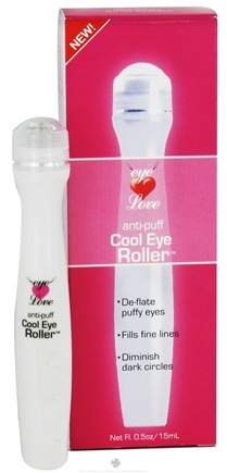 DROPPED: Eye Love - Anti-Puff Cool Eye Roller - 0.5 oz. CLEARANCE PRICED