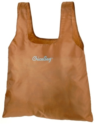 DROPPED: ChicoBag - Reusable Bag Original Brown - CLEARANCE PRICED