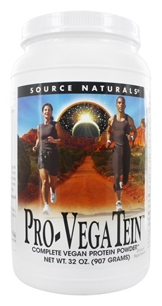 Source Naturals - Pro-VegaTein Complete Vegan Protein Powder - 32 oz.