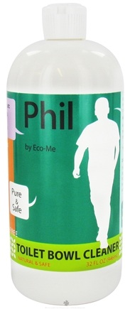 DROPPED: Eco-Me - Phil Toilet Bowl Cleaner - 32 oz.