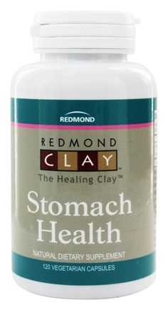 Redmond Trading - Redmond Clay Stomach Health - 120 Capsules