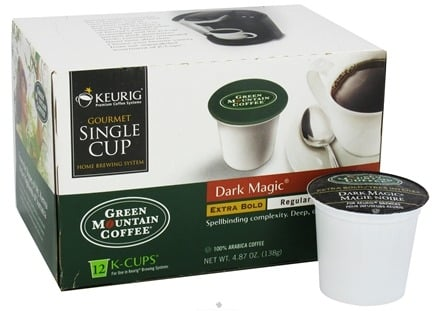 DROPPED: Keurig - Green Mountain Coffee Dark Magic 12 K-Cups - 4.87 oz. CLEARANCE PRICED