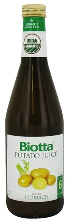 DROPPED: Biotta - Organic Potato Juice - 16.9 oz.