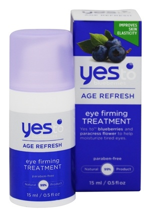 DROPPED: Yes To - Blueberries Eye Firming Treatment Age Refresh - 0.5 oz. CLEARANCE PRICED