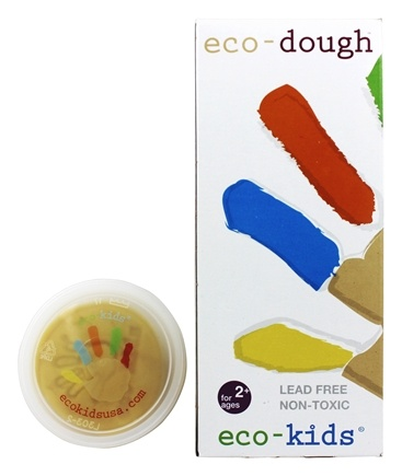 DROPPED: Eco-Kids - Eco Molding Dough Original Formula 5 x 4 oz. Containers